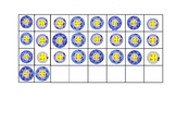 Bohr Models of Atoms for Cut Out and Arrangement