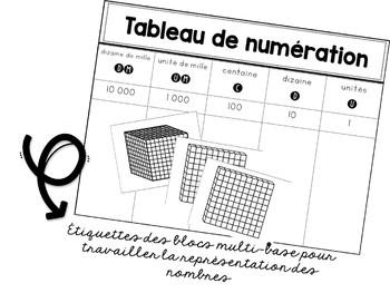 Boite à outils en mathématique - 2e cycle - NUMÉRATION