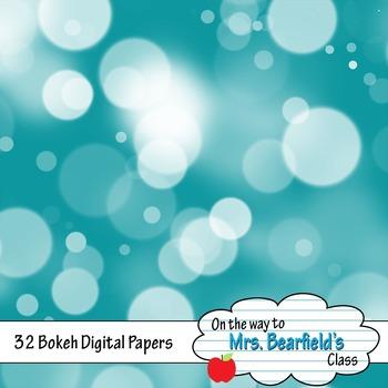 Bokeh Digital Papers