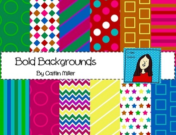 Bold Backgrounds