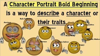 Bold Beginnings Character Portrait Full Version Part 5_Lead_Hook_No Prep