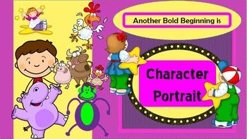 Bold Beginnings Character Portrait-Sneak Peek Part V Free