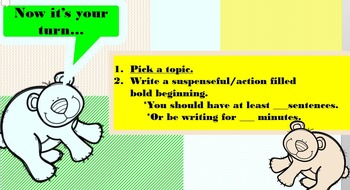 Bold Beginnings_Leads and Hooks Action/Suspense Part 2_no prep work