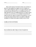 Boleto De Salida/ Exit ticket