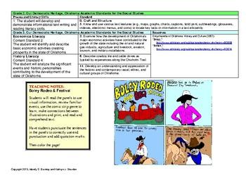 Boley Rodeo Elementary Activity