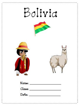 Bolivia A Research Project