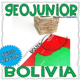 Bolivia Geography | GeoJunior Guided Version