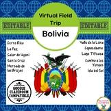 Bolivia Virtual Field Trip