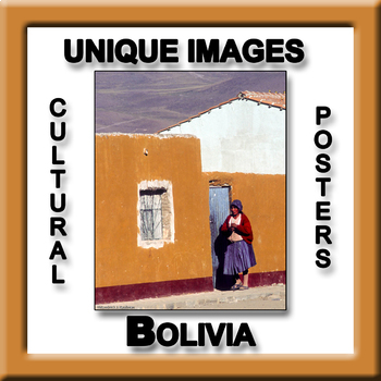 Bolivia in Photos Poster - Vertical