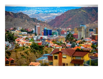Bulletin Board photos for Bolivia