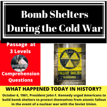 Bomb Shelters and the Cuban Missile Crisis