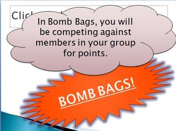 Bomb bags- Plate Tectonics and Boundaries