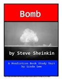 Bomb by Steve Sheinkin:  A Nonfiction Book Study