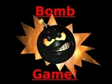 Bomb game (animals)