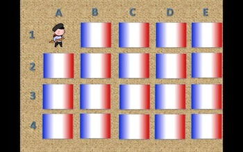 Bomba Review Game (French)
