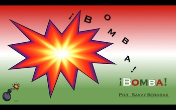 Bomba Review Game (Mexico)