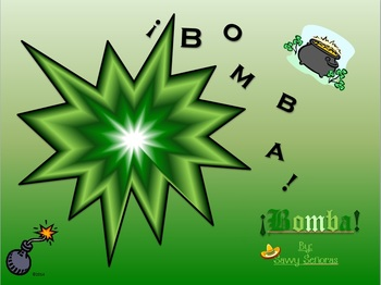 Bomba Review Game (St. Patricks)