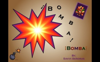 Bomba Review Game (Thanksgiving)