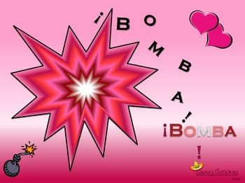 Bomba Review Game (Valentine's Day)