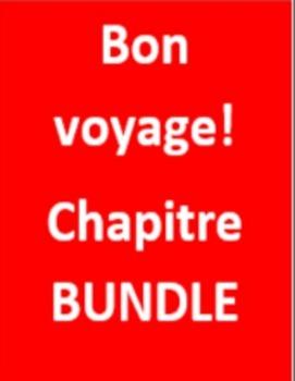 Bon Voyage 1 Leçons préliminaires Bundle