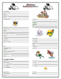 Bon Voyage Chapitre 11 Guided Notes & Study Guide