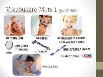 Bon Voyage Chapitre 12 PowerPoint