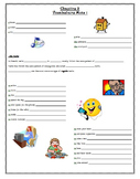 Bon Voyage Chapitre 3 Guided Notes & Study Guide