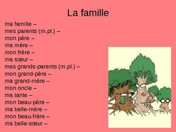 Bon Voyage Francais 1 Chapitre 4 PowerPoint
