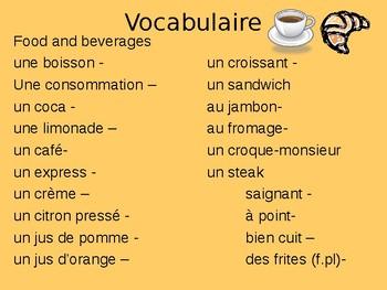 Bon Voyage Francais 1 Chapitre 5 PowerPoint