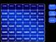 Jeopardy! Bon Voyage Francais 1 Chapitre 6 Review Game