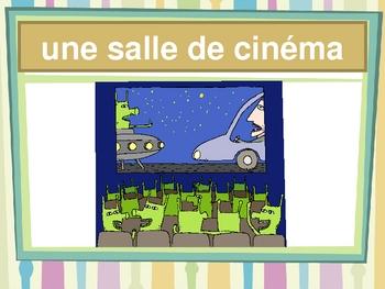 Bon Voyage 1 Chapitre 13 vocabulary power point