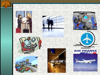 Bon Voyage 1 Chapitre 8 vocabulary power point