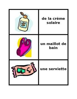 Bon voyage 1 Chapitre 11 Concentration games