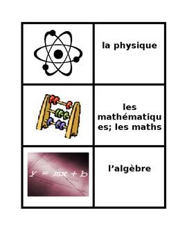 Bon voyage 1 Chapitre 2 Concentration games