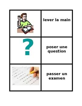 Bon voyage 1 Chapitre 3 Concentration games