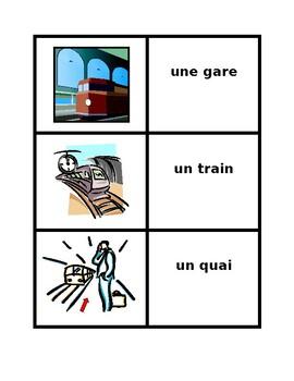 Bon voyage 1 Chapitre 9 Concentration games