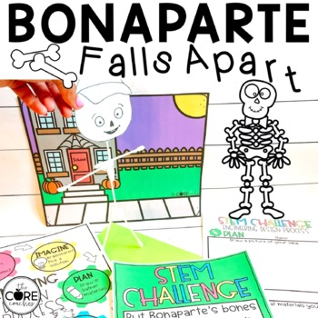 Bonaparte Falls Apart: Interactive Read-Aloud Lesson Plans and Activities