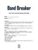 Bond Breaker! Ionic and Covalent Bonding Lab Activity