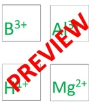 Bond with a Classmate Activity (Writing Formulas in Physical Science)