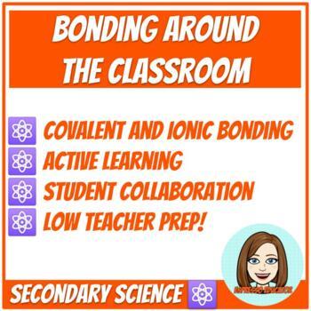 Bonding Around the Classroom (Covalent and Ionic Bonds)