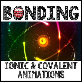 Bonding - Covalent and Ionic Animations
