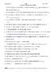Bonding Models Polarity Molecular Geometry Review Worksheet