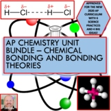 AP Chemistry Unit Bundle - Chemical Bonding and Bonding Theories