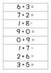 Bonds 1-10 (Getalkombinasies)