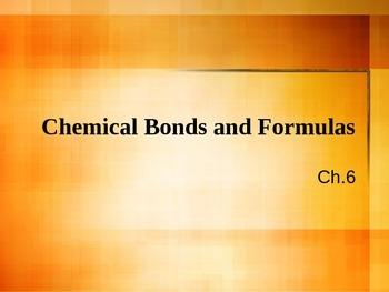 Bonds & Formulas PowerPoint