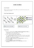 Bonds,Structure of Carbon,Bulk materials,and Nano Particles
