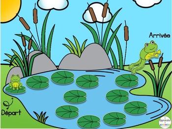 Bonds de grenouille