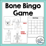 Bone Bingo Game