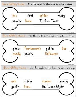Bone Chilling Stories_Creative Writing Center