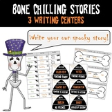Bone Chilling Stories_Creative Writing Center